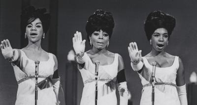Joel Goldenberg: The Supremes and others