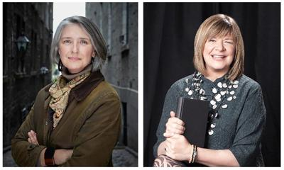 Louise Penny and Shelagh Rogers to talk about 'Life, Death and the Whole Damn Thing' October 20