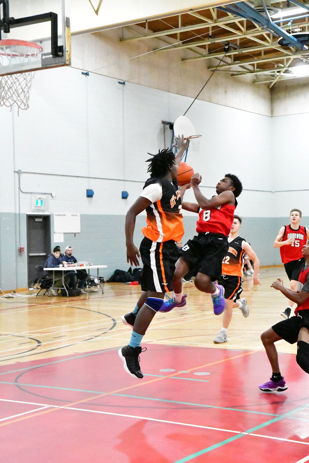 Brookwood bests Lynx in juvenile AA play