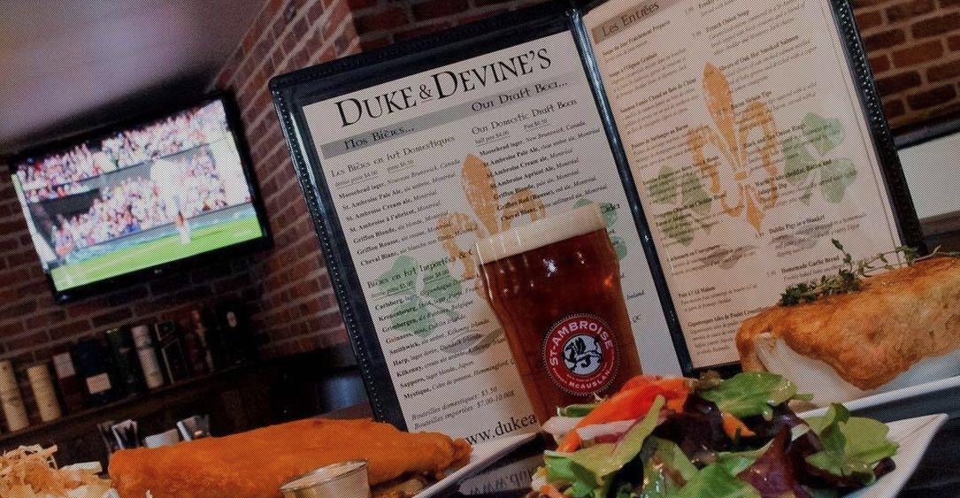 Urban Foodie Review: Duke & Devine's
