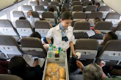 Daniela Caputo's Destinations: Flight attendants - Their worth
