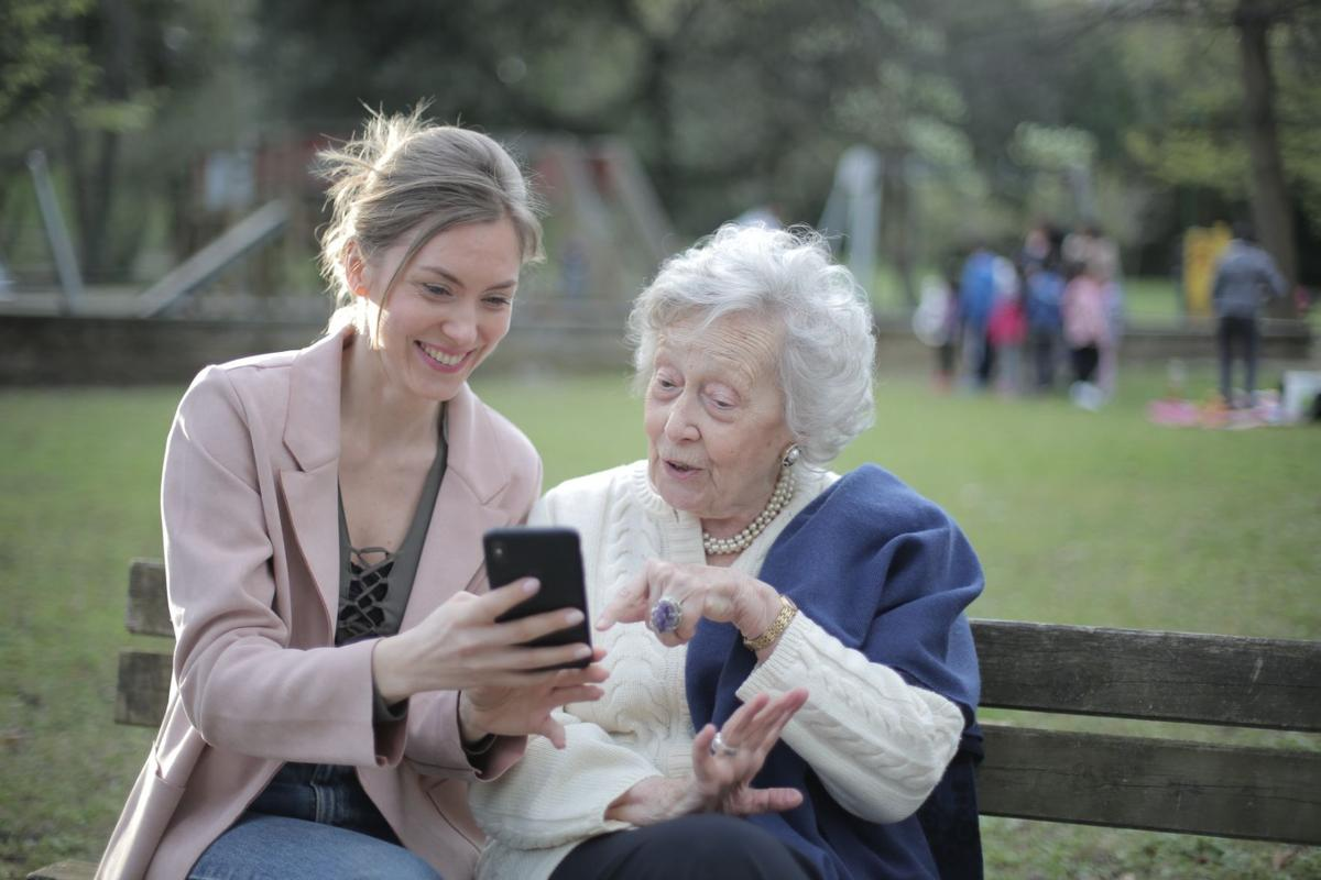 Think about seniors' well-being