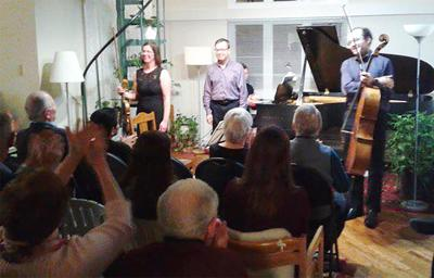 St. Columba concerts presents Mozart and More Apr. 27