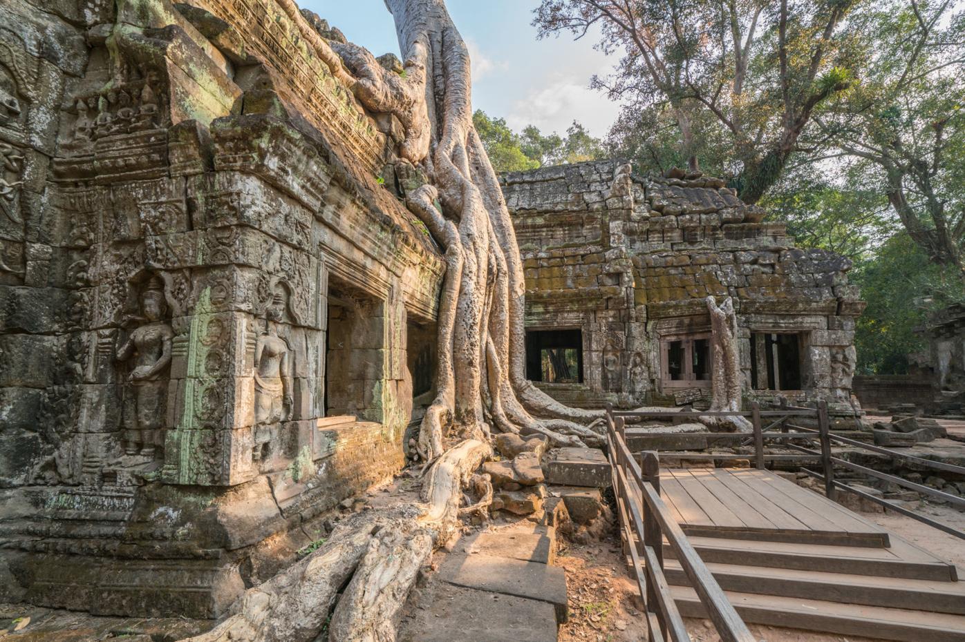 The temples at Angkor Wat: Cambodia's jewel