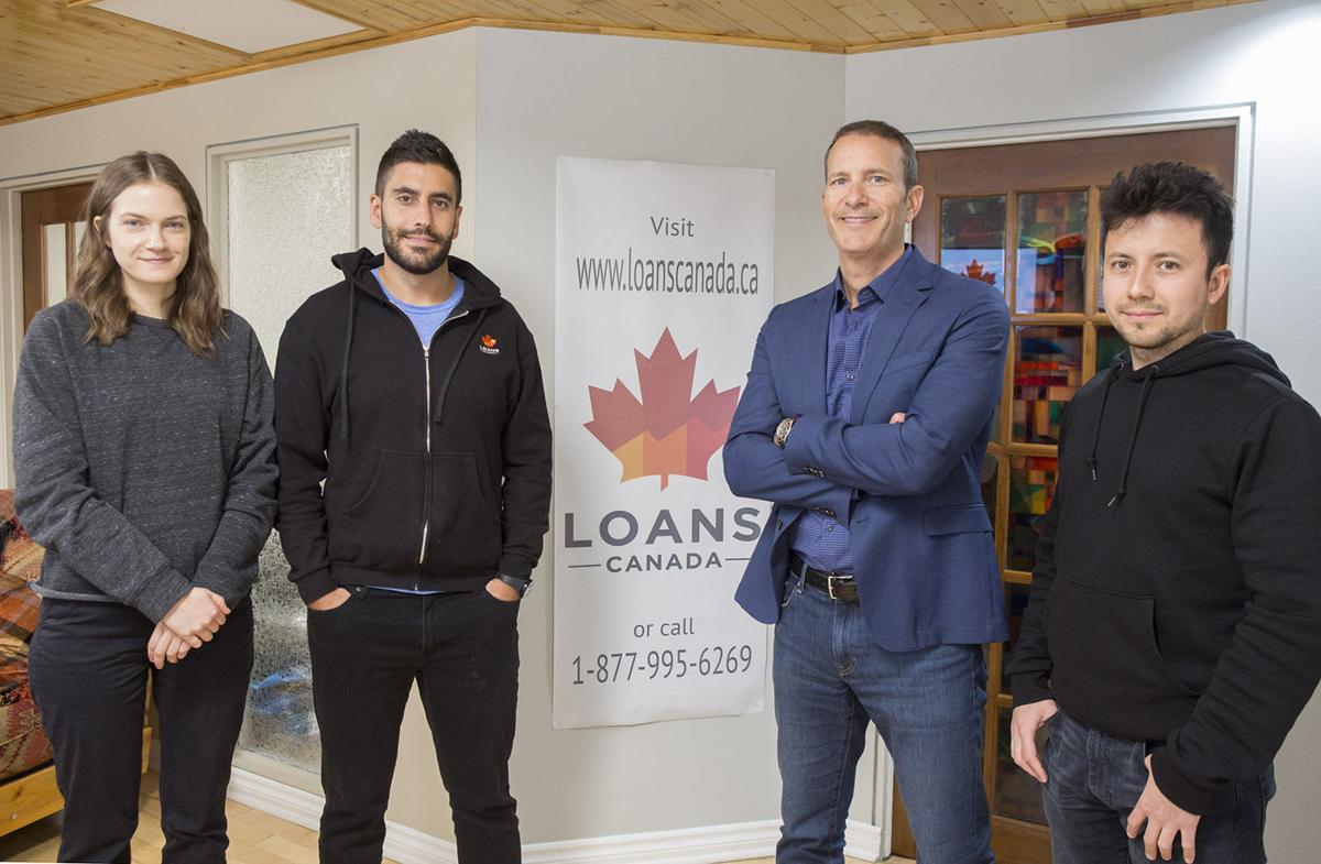 Finding a niche in the loan referral industry