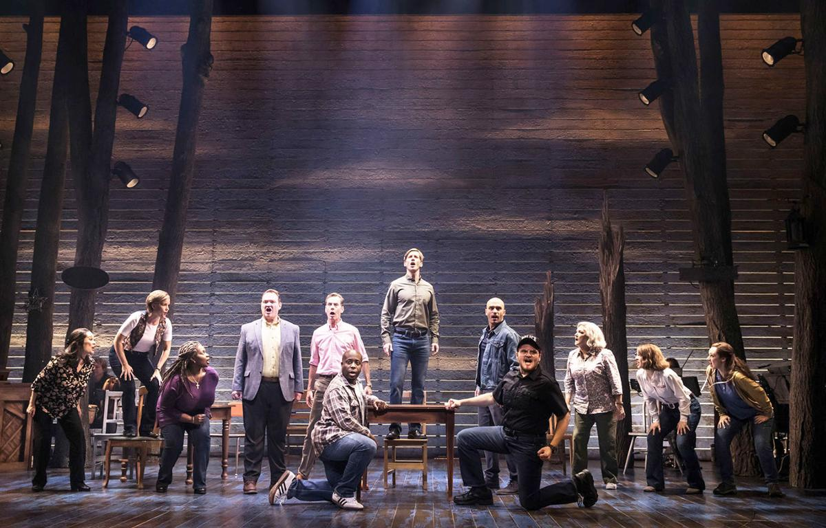 Tony Award winning Come From Away set to make its Montreal premiere