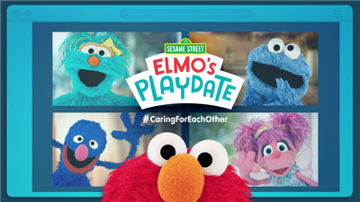 Entertainment: Corus Entertainment brings Sesame Street: Elmo's Playdate special to Canada, across multiple networks April 15th