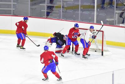 Rocket in home stretch for home opener
