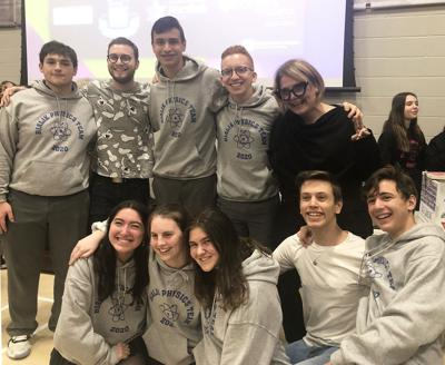 Bialik wins Weizmann Canada's physics safe-cracking tournament