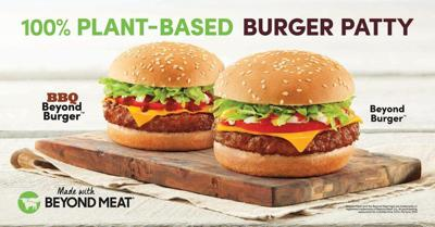 Food & Drink: Tim Hortons announces two new 100% plant-based Beyond Meat burgers