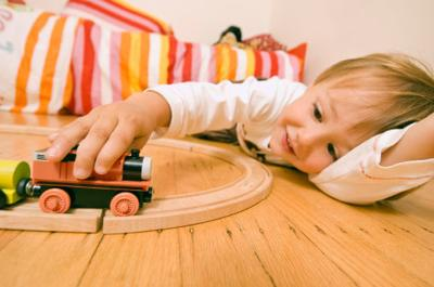 Parenting 101: It's okay to play alone