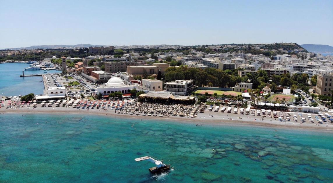 Daniela Caputo's Destinations: Island-hopping in Greece - Rhodes