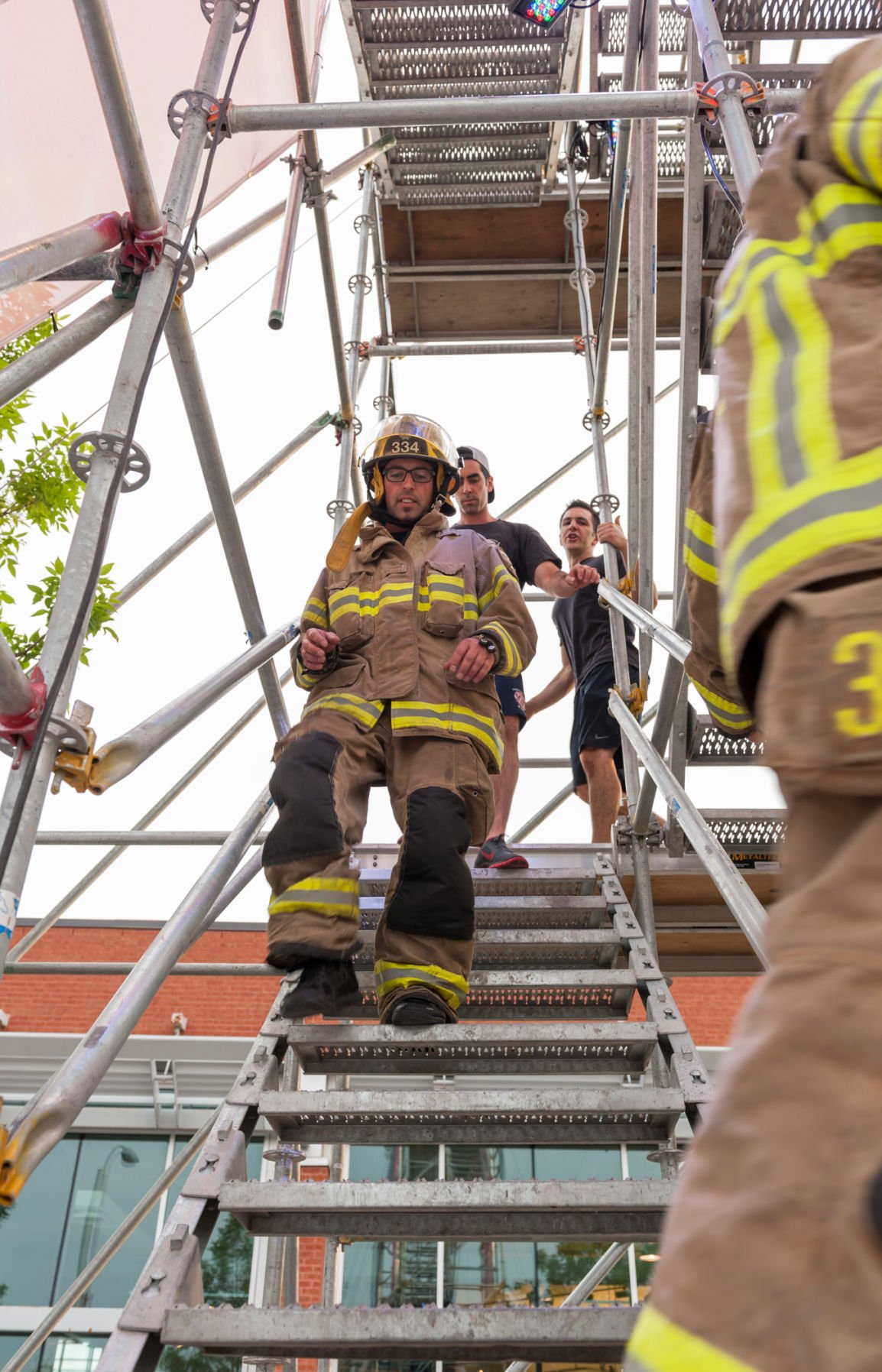 10th Annual Firefighters Race