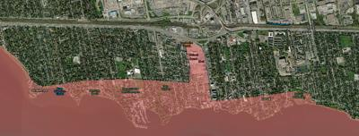 Dorval public urged to contest new flood map