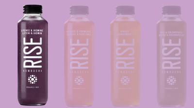 Food & Drink: RISE Kombucha media event