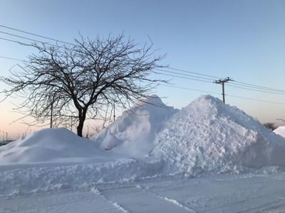 More snow followed by arctic air for Montreal