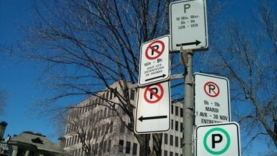 Montreal parking rates are double Toronto's and four times Canadian average