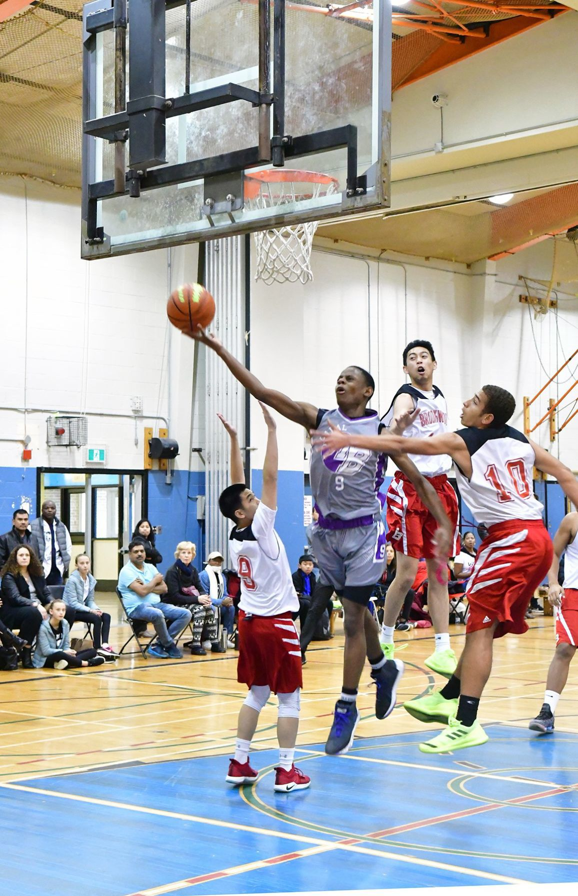 Brookwood remains perfect as Laval  takes first loss