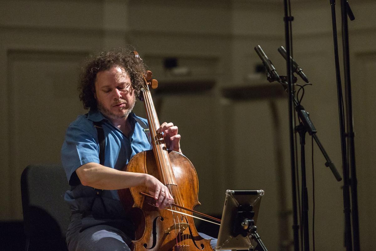 Cellist Matt Haimovitz guests with I Musici de Montréal May 24