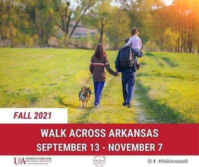 Walk Across Arkansas