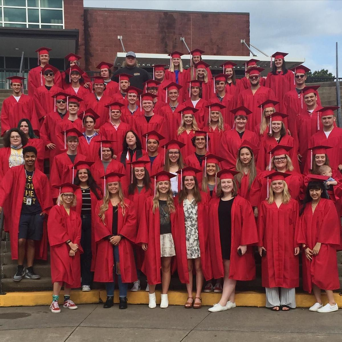 The Heber Springs High School Class of 2021