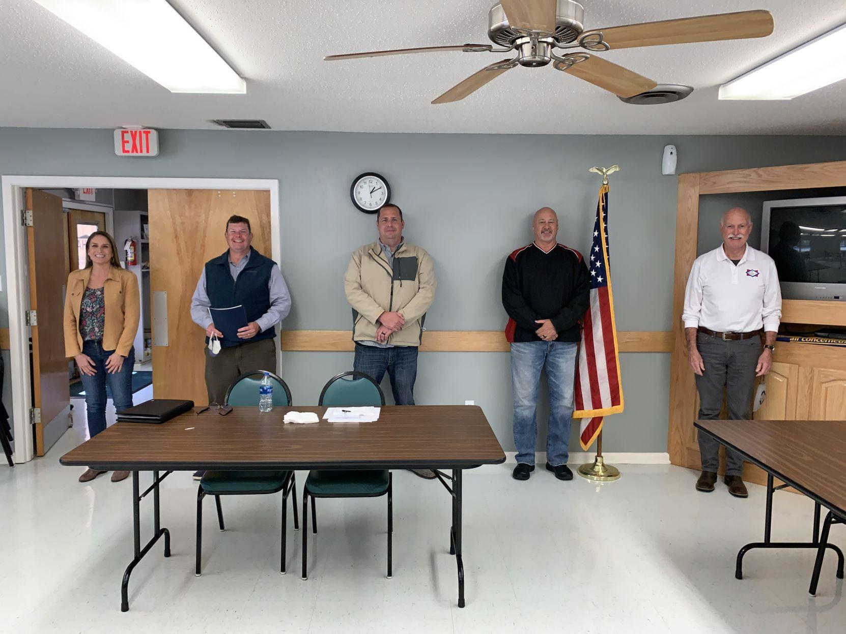 Heber Springs Board of Commissioners adds 2