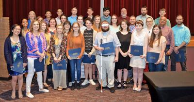 SCC's Academic Awards ceremony