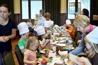 Subway teaches kids to eat healthy