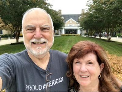 Ron and Jo Ann Raccioppi