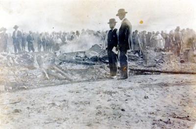 history sc fire