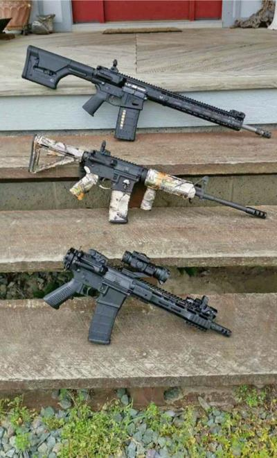 Guns second amendment