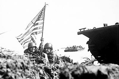Marines on Guam