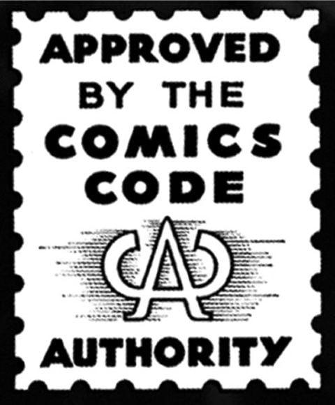 comics code