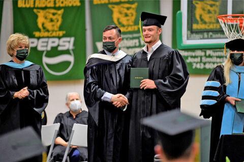 BREC graduation