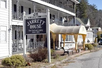 Jarrett House sold