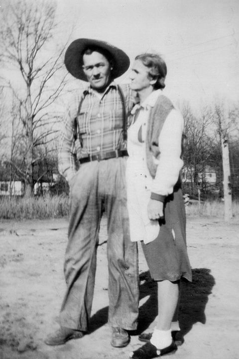 Eva Davis and Mason Davis