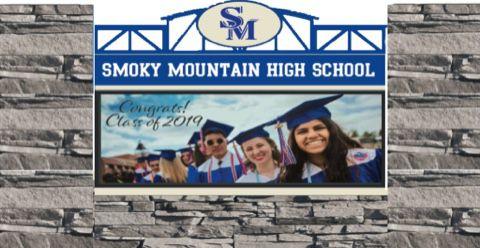 SMHS sign mockup