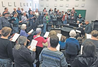 The Western Carolina Community Chorus