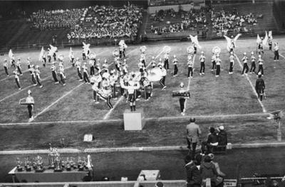 Sylva-Webster Golden Eagle Marching Band