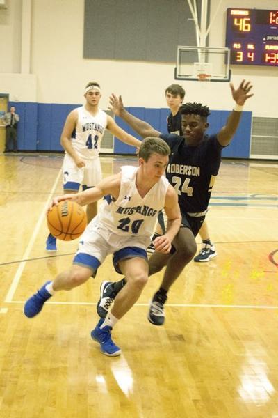 Mitch Wike Smoky Mountain basketball