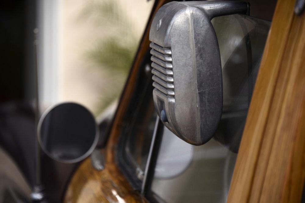 drive in speaker