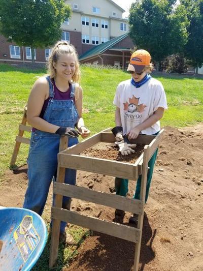 WCU archaeology dig