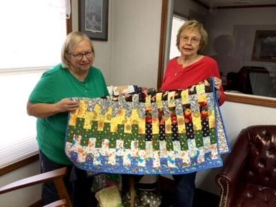quilts donated