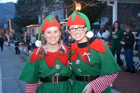 Dillsboro coffey elves