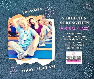 Senior Center classes