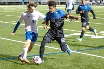 SMHS soccer Shawn Blyfield