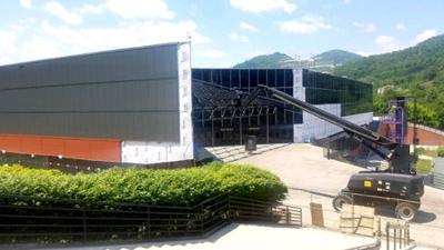 Ramsey Center Construction