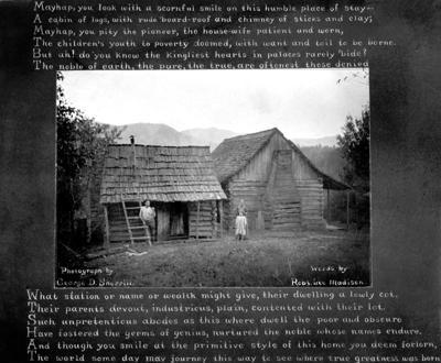 The Asaph Wilson Sherrill homeplace
