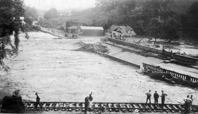 Remembering the flood