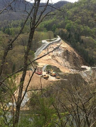Cedar Cliff Dam